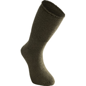 Woolpower 800 Calcetines, pine green